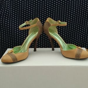 Dereon heels from Town shoes many years ago
